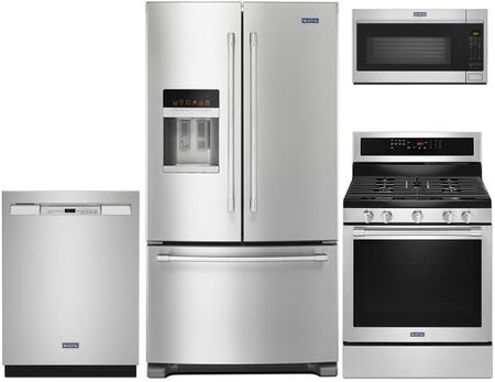 Maytag  902903 Kitchen Appliance Package Stainless Steel, Main Image