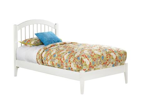 Atlantic Furniture Windsor AP9421002 Bed White, AP9421002