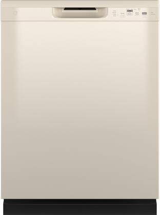 GE  GDF535PGRCC Built-In Dishwasher Bisque, Main Image