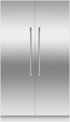 Fisher Paykel  966283 Column Refrigerator & Freezer Set Stainless Steel, 1