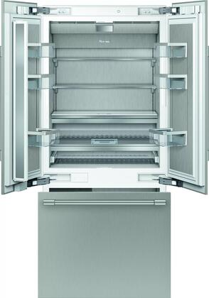 Thermador Freedom T36IT905NP French Door Refrigerator Panel Ready, T36IT905NP French Door Refrigerator