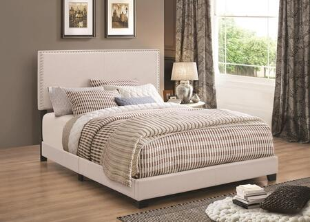 Coaster Boyd 350051KE Bed Beige, 1