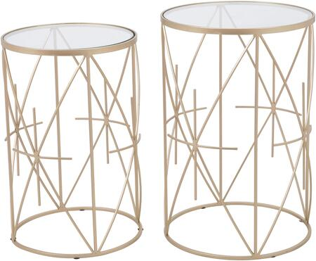 Zuo Hadrian 101475 End Table , Main Image