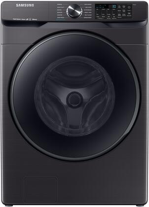 Samsung WF50R8500AV Washer Black Stainless Steel, WF50R8500AV Front View