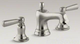 Kohler Bancroft K105774BN Faucet Silver, Image 1