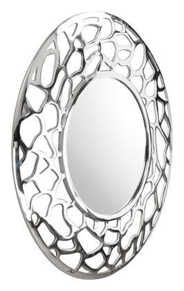 Zuo Reef A12218 Mirror Silver, A12218 1