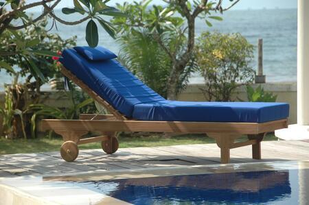 Anderson Capri Sun SL071N Lounge Chair Brown, Main