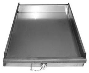 Crown Verity ZCV4025BIK Commercial Grill and Griddle Accessory, ZCV4025BIK Grease/Water Tray