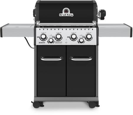 Broil King 922187 24 Inch Baron S490 With 4 Burners 644