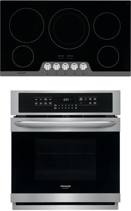 Frigidaire  1123239 Kitchen Appliance Package Stainless Steel, main image