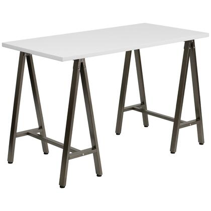 Flash Furniture NANJN2834WXXGG Office Desk, 1