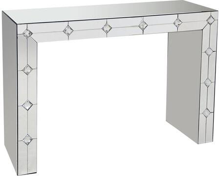 Acme Furniture Hessa 90242 Console Silver, Console Table