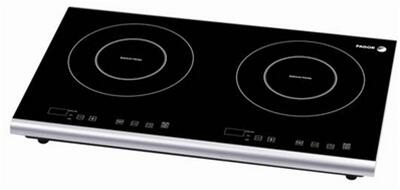 Fagor PORT2IND Induction Cooktop Stainless Steel, Main Image