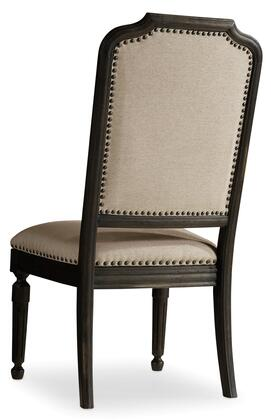 Hooker Furniture Corsica 528075411 Dining Room Chair Beige, Main Image