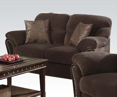 Acme Furniture Patricia 50951 Loveseat Green, Loveseat