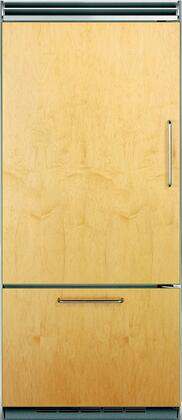 Viking 5 Series FDBB5363EL Bottom Freezer Refrigerator Panel Ready, Panel Ready