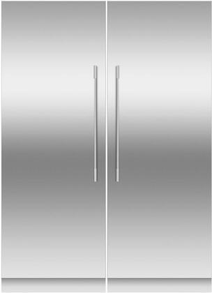 Fisher Paykel  966385 Column Refrigerator & Freezer Set Stainless Steel, 1
