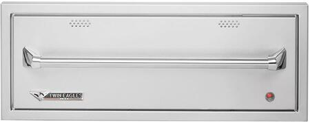 Twin Eagles TEWD30C Outdoor Warming Drawer Stainless Steel, Main Image
