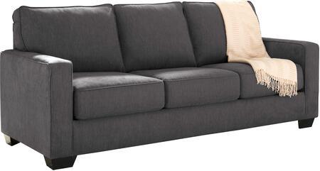 Signature Design by Ashley Zeb Series 3590139 Sofa Bed Gray, Main Image