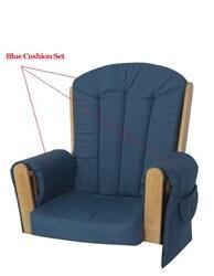 Foundations SafeRocker 4305036 Rocking Chair Blue, main