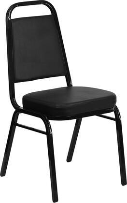 Flash Furniture Hercules FDBHF1GG Accent Chair Black, FDBHF1GG side