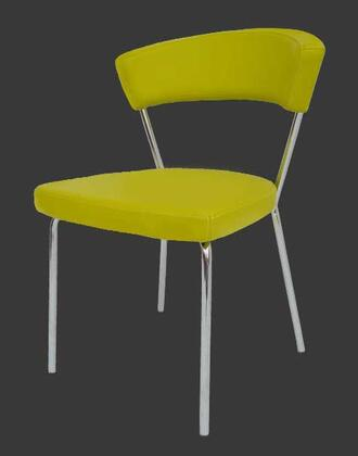 Grako Design  KRCS434GREEN Dining Room Chair Green, Main Image