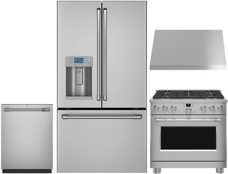 Cafe 1054628 Kitchen Appliance Package & Bundle Stainless Steel, main image