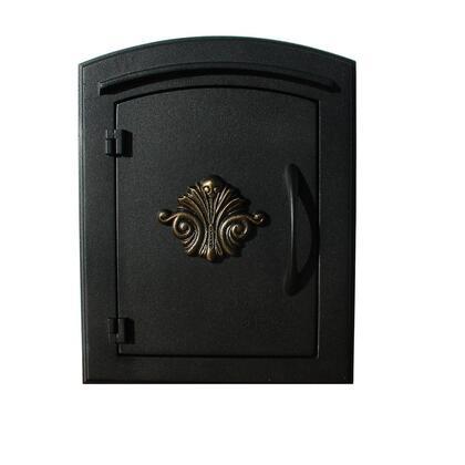 Qualarc Manchester MANS1401BL Mailboxes, MAN S 1401 BL