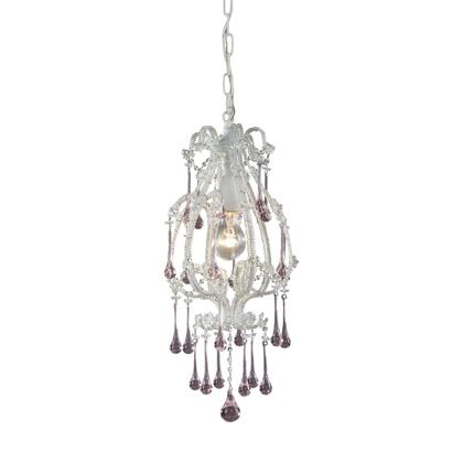 12003/1RS D Opulence 1-Lt Pendant in Antique