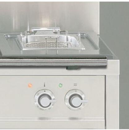 Ilve  AQC76 Oven Handle Chrome, 1