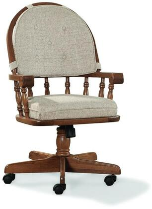 Intercon Furniture Classic Oak COCH2501CNTSU Dining Room Chair Brown, 1