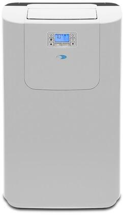 Whynter Elite ARC122DHP Portable Air Conditioner Silver, Main Image