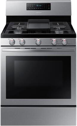 Samsung  NX58R5601SS Freestanding Gas Range Stainless Steel, NX58R5601SS Stainless Steel Gas Range