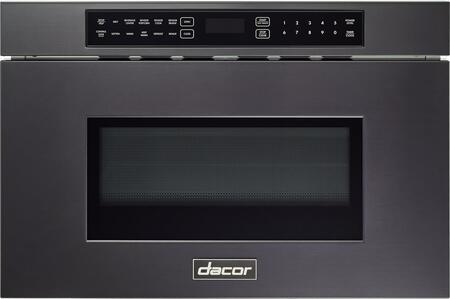 "Dacor Contemporary DMR24M977WM Microwave Drawer Graphite Stainless Steel, DMR24M977WM Modernist 24"" Microwave Drawer"