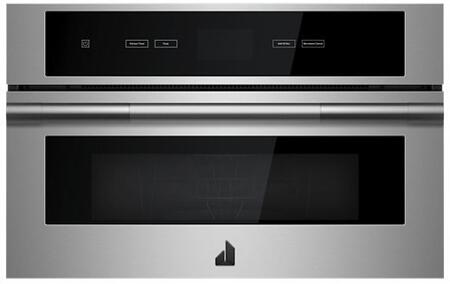 Jenn-Air Rise JMC2430IL Built-In Microwave Stainless Steel, JMC2430IL Front View
