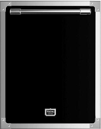 "TVDDP24GB 24"" Tuscany Series Dishwasher Door Panel Kit in Graphite"