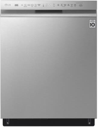 LG LDF5678ST Built-In Dishwasher Stainless Steel, Main Image