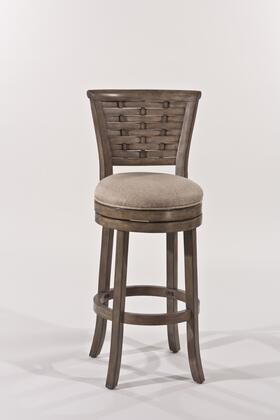 Hillsdale Furniture Thredson 5681830 Bar Stool Gray, Image 1