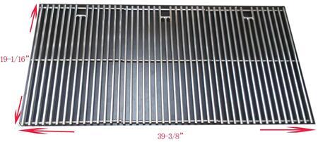 P-Gset5B Grill Cooking Grates Set (3pcs- 15Bars) for 5 Burner 42″