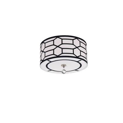 Dainolite PEM153FHPCBW Ceiling Light, DL 73f3d94918dd9ac9e499b305c506