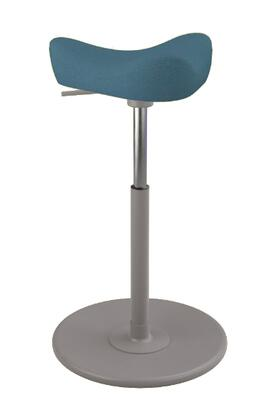 Varier Move Small MOVESMALL2700FAME67069GRYMEGRY Office Stool, Main Image