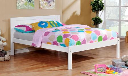 Furniture of America Annemarie CM-BK965WH-T-BED Main Image
