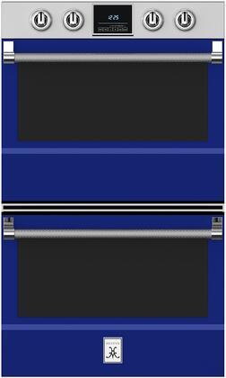 Hestan  KDO30BU Double Wall Oven Blue, 1