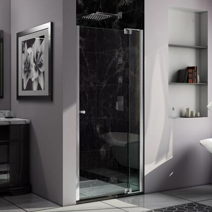 DreamLine SHDR423472801 Shower Door, SHDR 4234728 01
