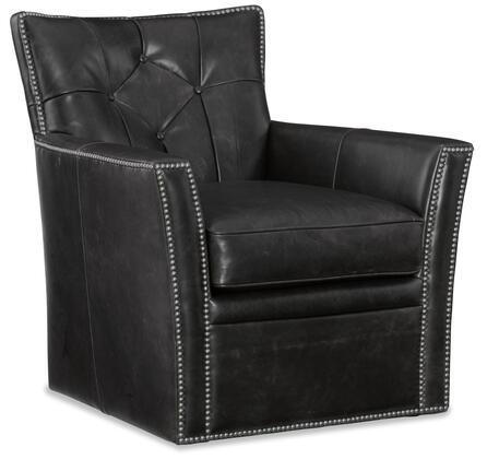 Hooker Furniture Conner CC503SW096 Accent Chair Black, buk5hdcjli3lumyypeoy