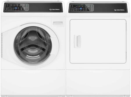 Speed Queen  1330569 Washer & Dryer Set White, 1