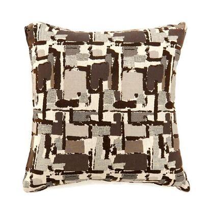 Furniture of America Concrit PL6003BRS2PK Pillow , pl6003br