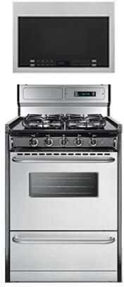 Summit 850957 Kitchen Appliance Package & Bundle Stainless Steel, 16