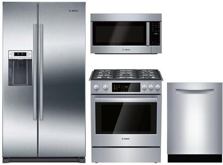 Bosch 1125253 Kitchen Appliance Package & Bundle Stainless Steel, main image