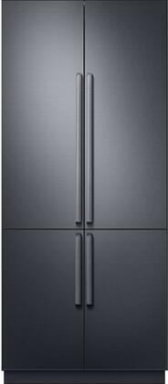 Dacor  878563 French Door Refrigerator Graphite Stainless Steel, 1